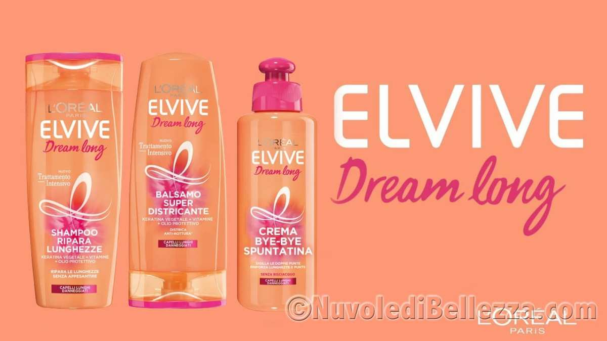 Elvive Dream Long Trattamento Capelli Lunghi