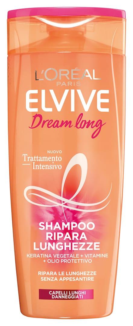 Nuovo shampoo elvive capelli lunghi