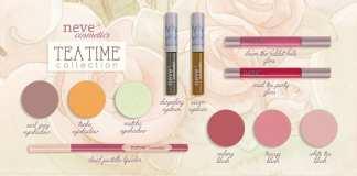 Tea Time Neve Cosmetics