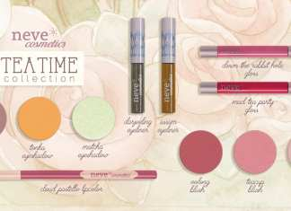 Tea Time Neve Cosmetics
