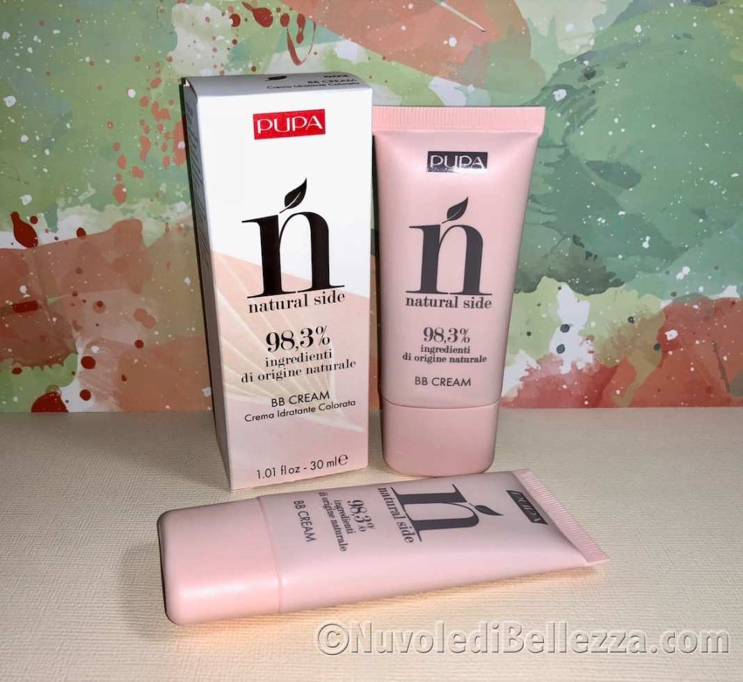 NATURAL SIDE BB CREAM