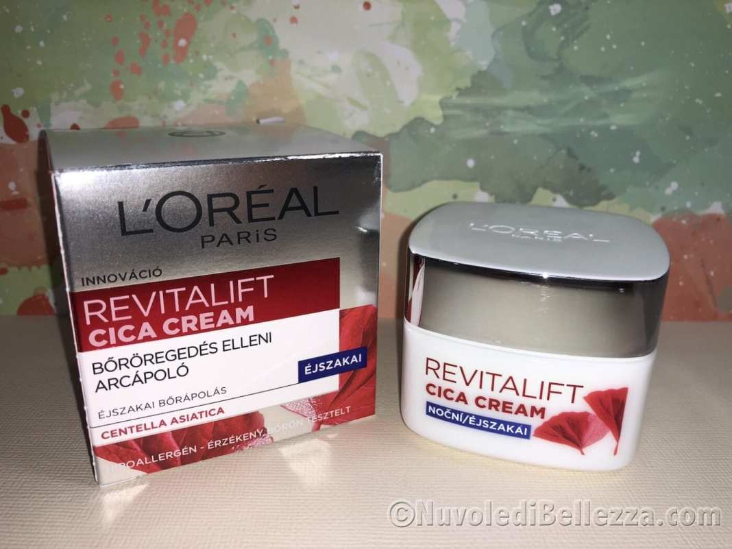 L'ORÉAL PARISRevitalift Cica Cream