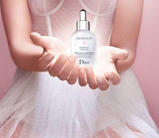 Diorsnow Essence of Light Brightening Milk Serum