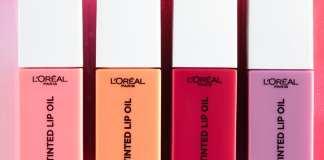 L'Oreal Paris Lip Tint Oil