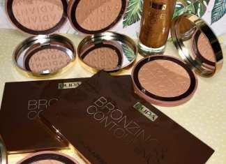 Make Up Solare Pupa 2018