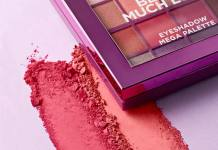 L' Oréal Paris Palette Berry Much Love