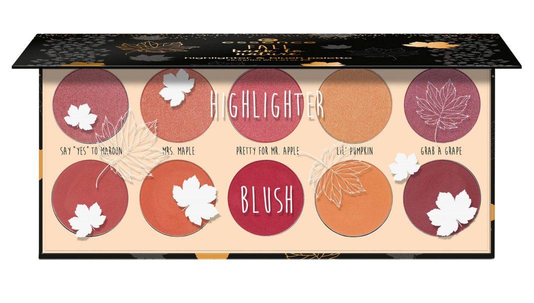 palette illuminante & blush