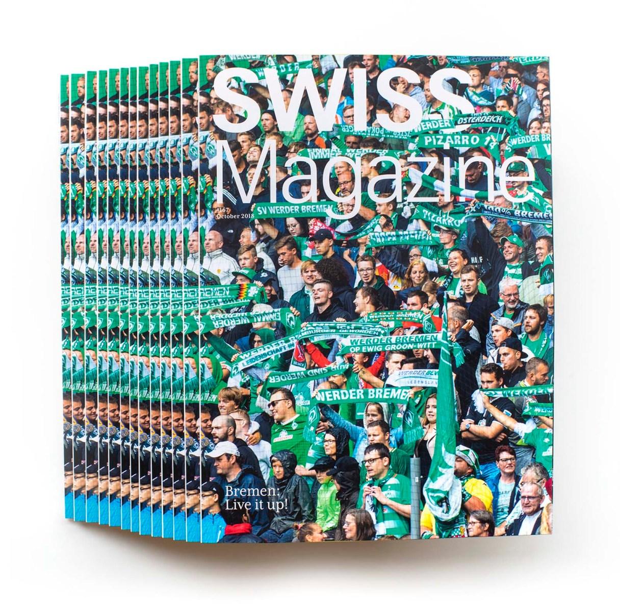 Bremen Swiss Magazine 13