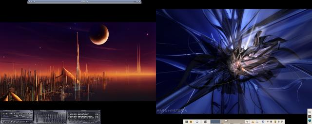 XFCE4 screenshot