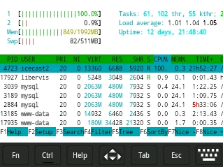 6 Simple Android Apps for Monitoring and Managing Your Linux Server