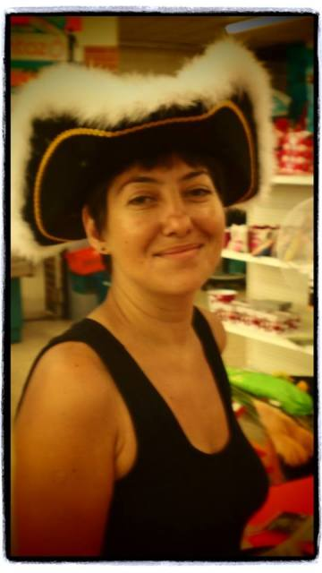 la pirata de caribbean