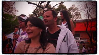 Martha ve Manuel - Casa Ciclista de Medellin'in sahipleri