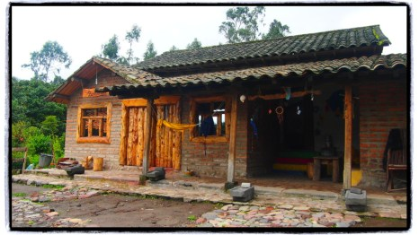 Hostal y Camping Tio Cajas - Cajas Dayının Yeri