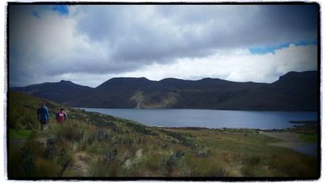 Laguna Mica - Mica Gölü