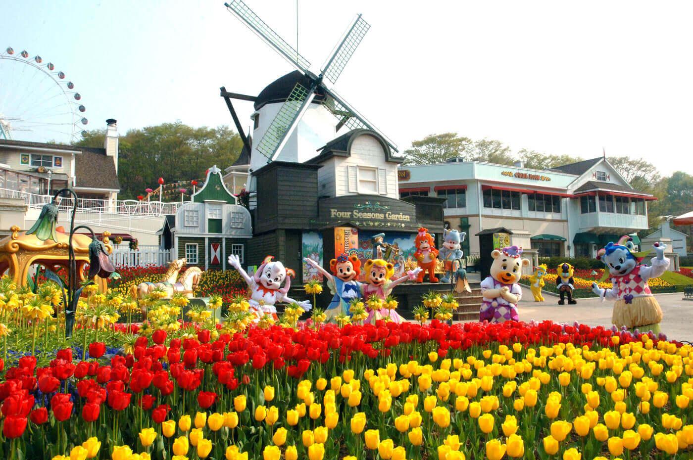 20 tempat menarik wajib pergi di seoul korea