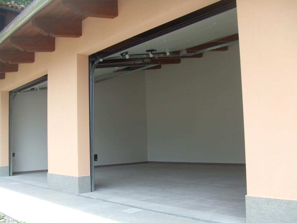 porte garage sezionali