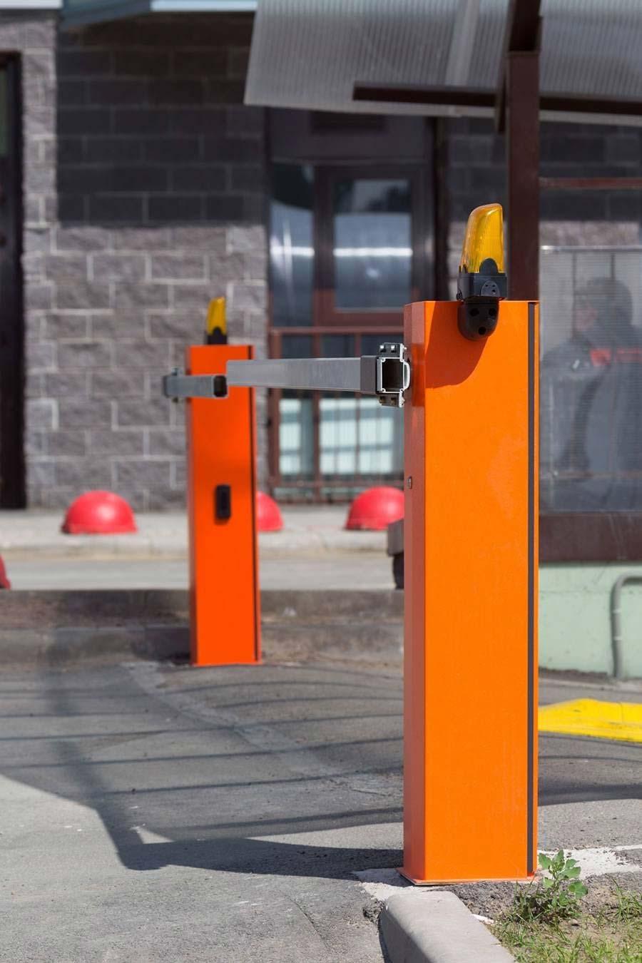 Accesso parcheggio sotterraneo