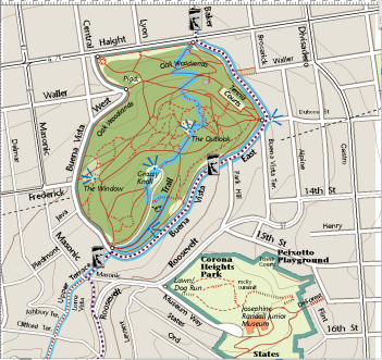Buena Vista Park San Francisco