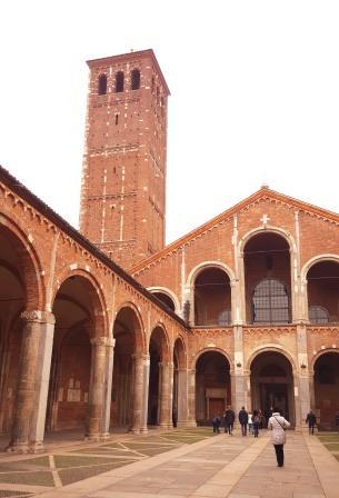 Basilique Saint Ambroise