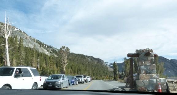 Entrée Est de Yosemite