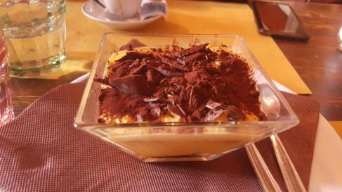 Gusta Osteria - dessert