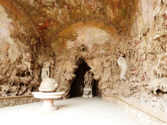 Giardino di Boboli Grotte