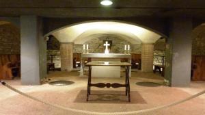 Sous sol Santa Maria del Fiore