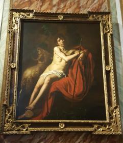 Saint Jean Baptiste - Caravage