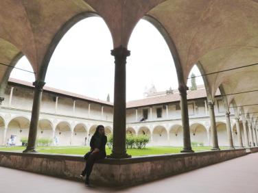 Santa Croce Cloitre