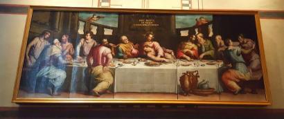 Santa Croce Cène de Gaddi