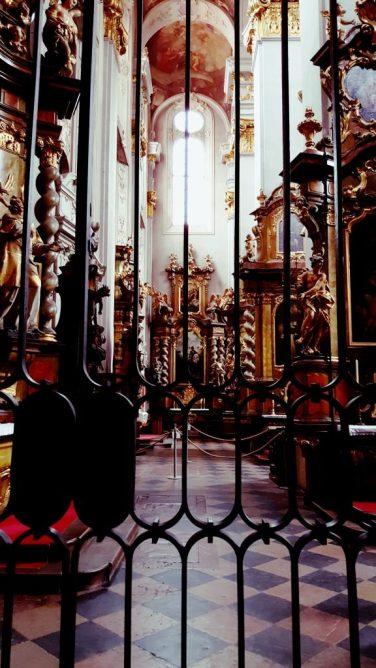Saint Gilles Prague