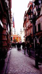 Ruelle Prague