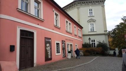 Prague Musée Kafka