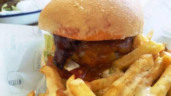 Maison Burger Barbecue