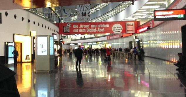 Vienne aéroport