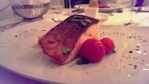 Diner Das Johann restaurant Kursalon Vienne