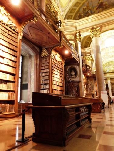 Bibliothèque Nationale d'Autriche