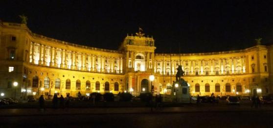 Hofburg Vienne
