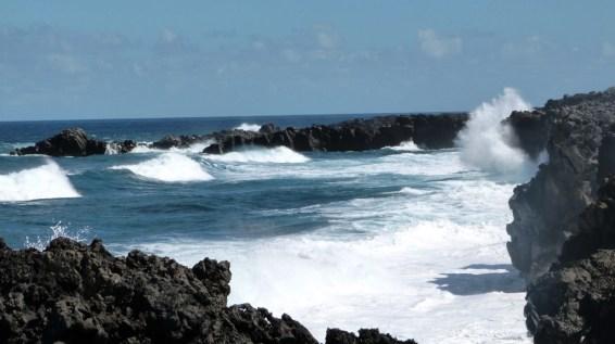 Sentier littoral de l'Etang Salé