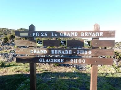 Randonnée du Grand Bénare