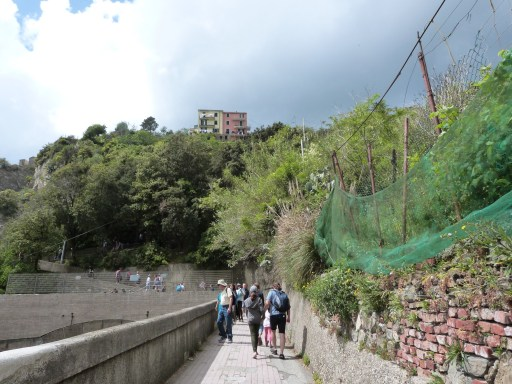 Gare Corniglia Cinque Terre
