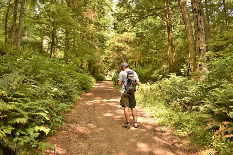 Map Clatsop trail