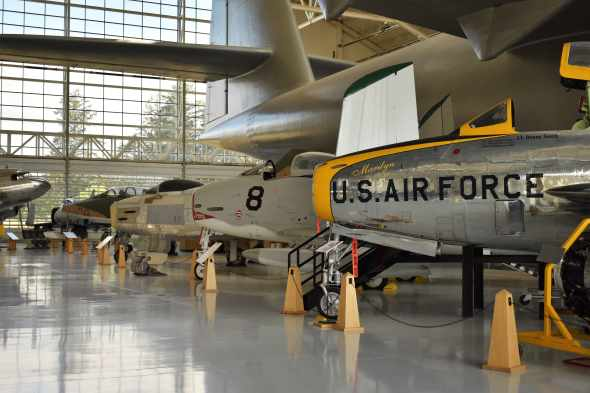 Evergreen avation & space museum