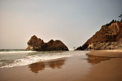 Oregon Coast Arcadia Beach