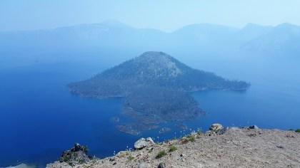 Watchman Overlook Crater Lake