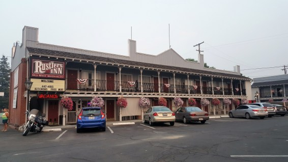 Rustler's Inn Prineville