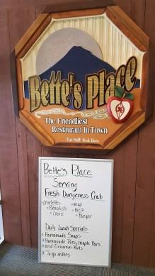 Bette's Place Hood River