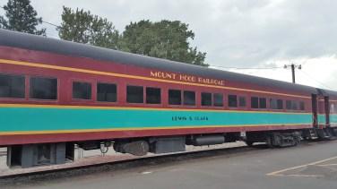 Mt Hood Rail Road