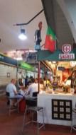 Mercado de la Cabada Madrid