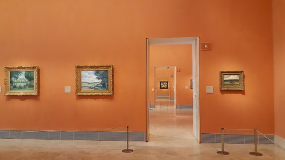 Musée Thyssen Madrid
